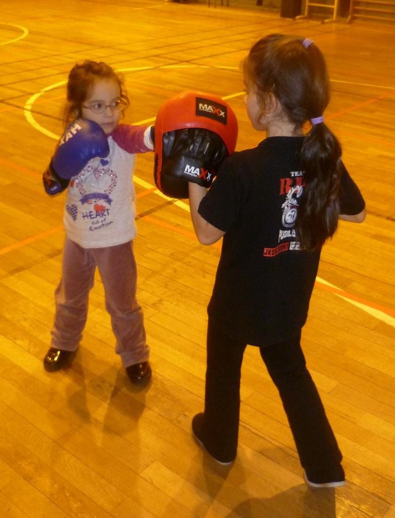 Self-défense pour enfant