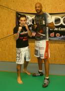 Stage de  MMA de Cyrille Diabaté